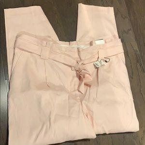 Express Linen Sash Pants